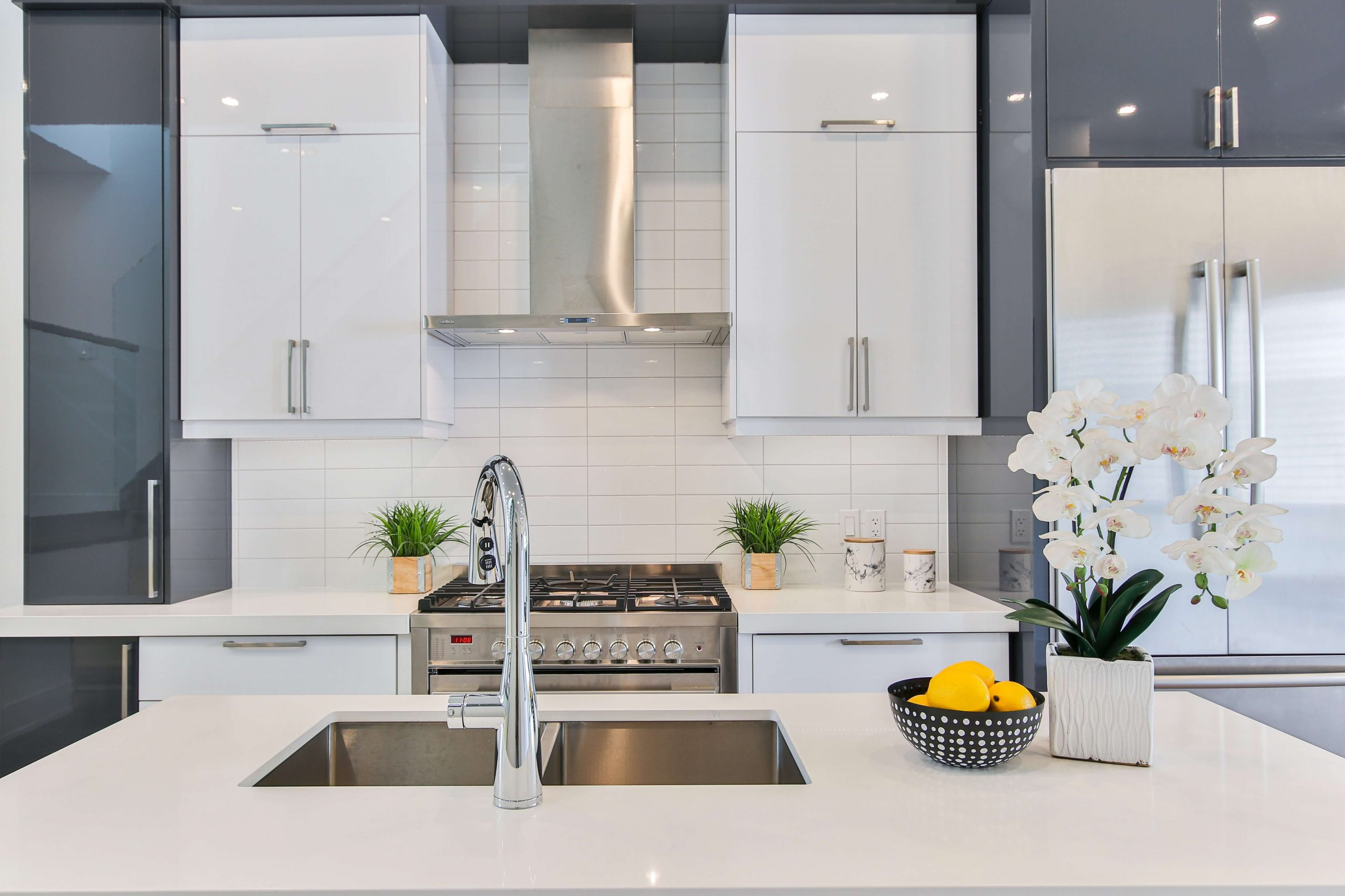 Plumbers Hamilton - Kitchen Design