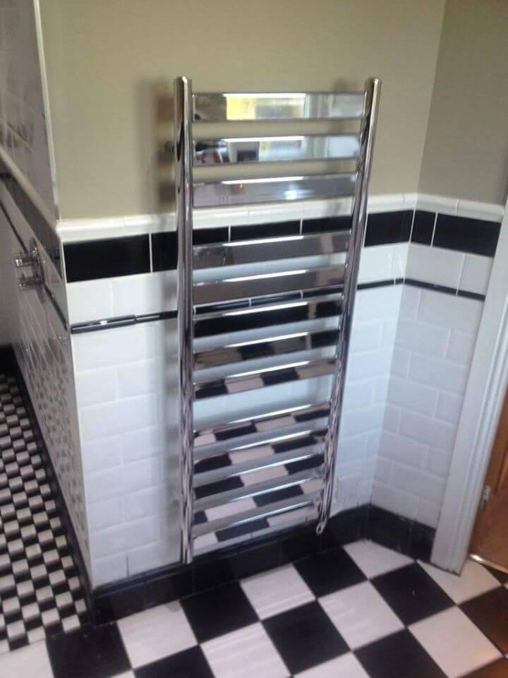 Plumbers Hamilton - Radiator and Tiles